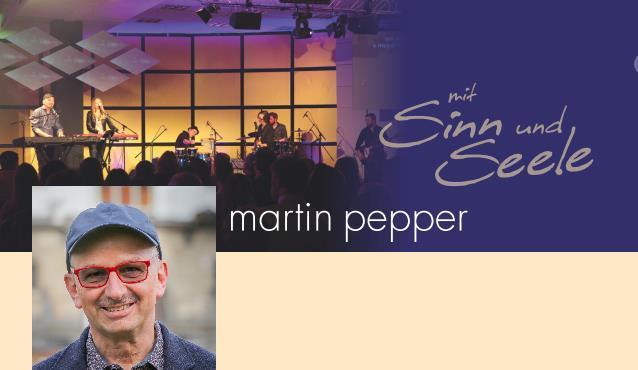 Martin Pepper Veranstalter