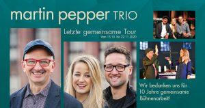 """Goodbye Generations Tour"" mit Martin & Jennifer Pepper in Dexheim @ Kultur auf dem Hof"